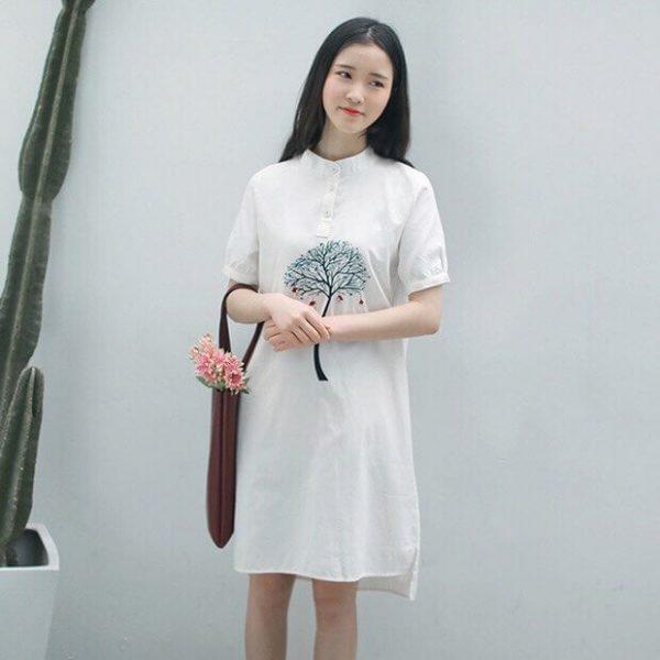Đầm Bầu Công Sở Hàn Quốc Đẹp (RẤT SÀNH ĐIỆU) 1