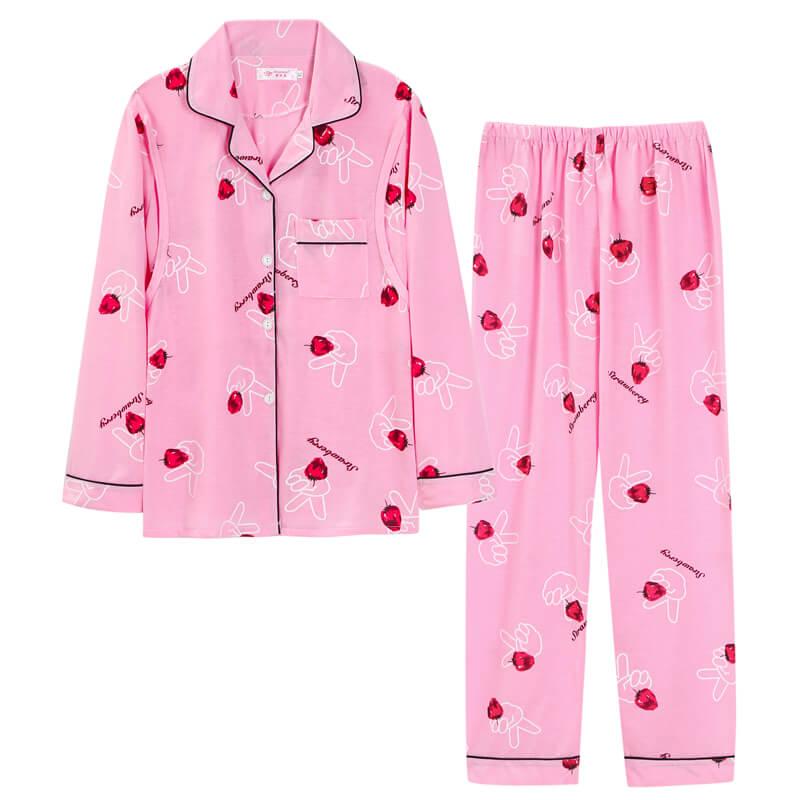 đồ pijama cho bà bầu
