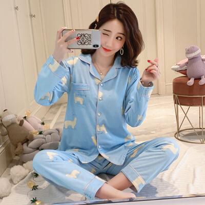 đồ pijama cho mẹ sau sinh