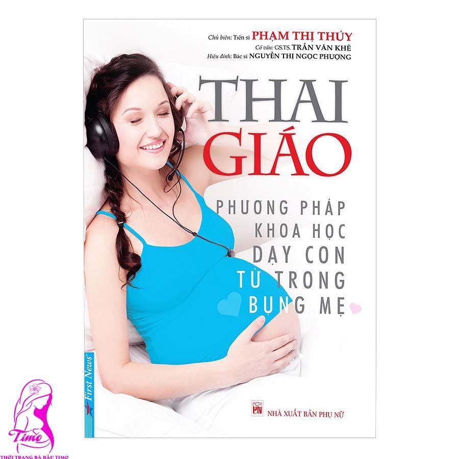 phương pháp khoa học dạy con từ trong bụng mẹ