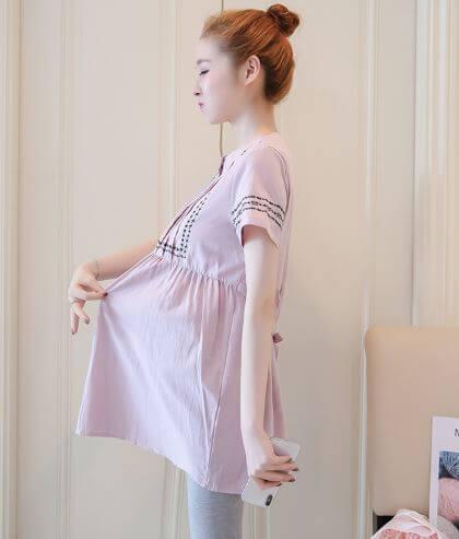 áo bầu công sở Hàn Quốc đẹp 2020