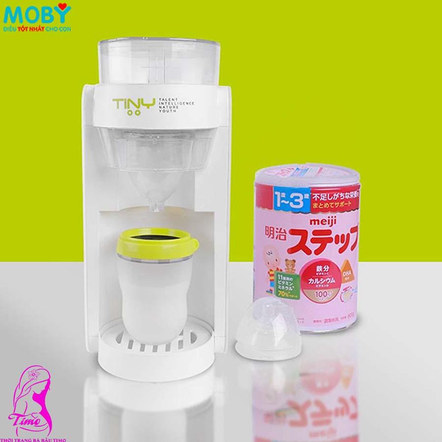 máy pha sữa cho trẻ sơ sinh