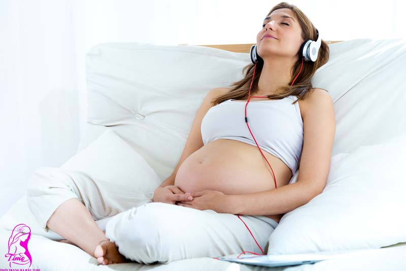 Những sai lầm cần tránh khi thực hành thai giáo