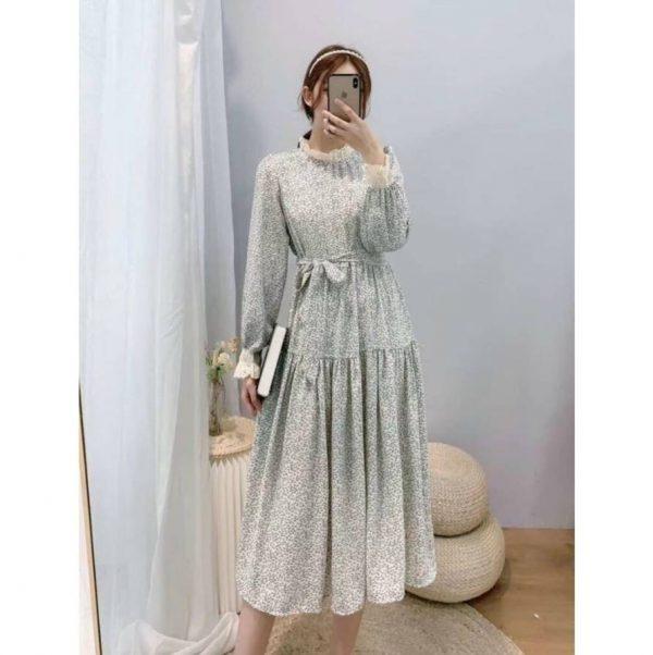 váy bầu đi ăn cưới
