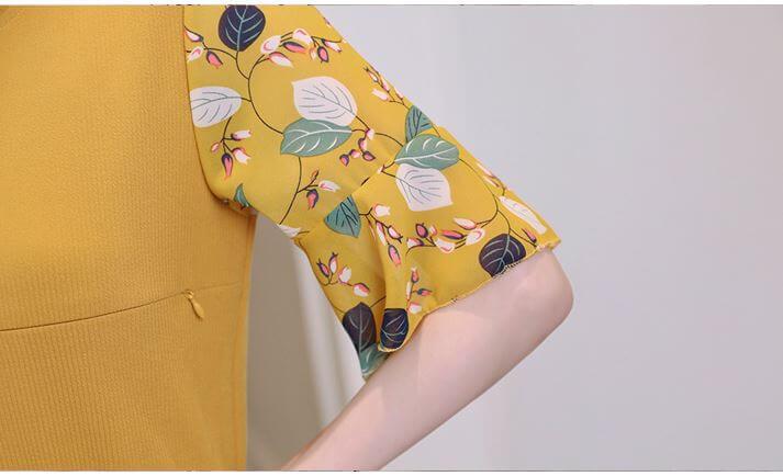 Váy Bầu Đi Ăn Cưới Đẹp Sang Trọng 2020 (RẤT THỜI TRANG) 3