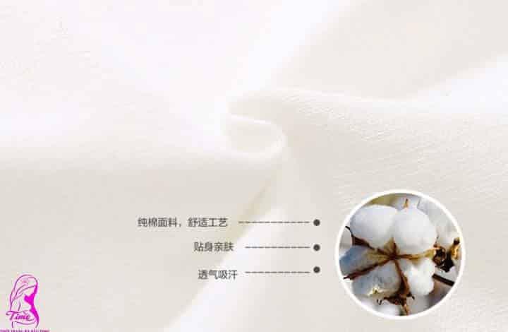 chất liệu vải bodysuit cho trẻ sơ sinh