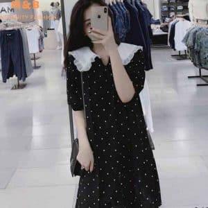 váy bầu đẹp 2021
