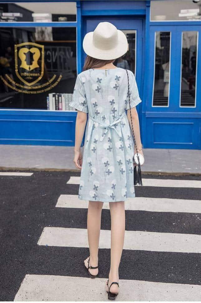 váy bầu đẹp 2020