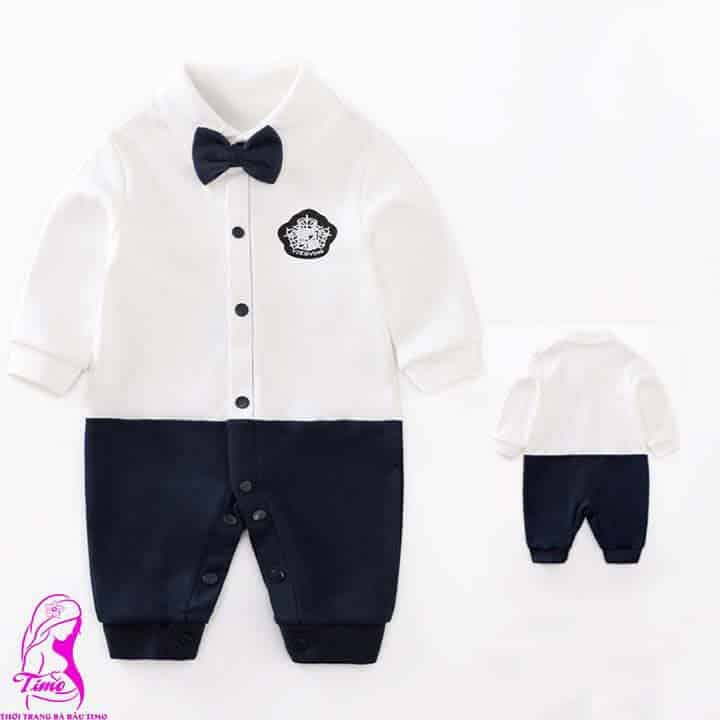 Lựa chọn quần áo cho bé trai 3 tháng tuổi vừa đẹp vừa chất lượng. 2