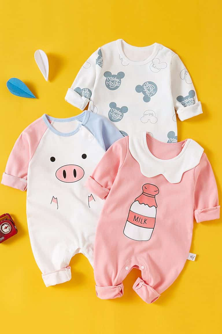 Lựa chọn quần áo cho bé trai 3 tháng tuổi vừa đẹp vừa chất lượng. 4