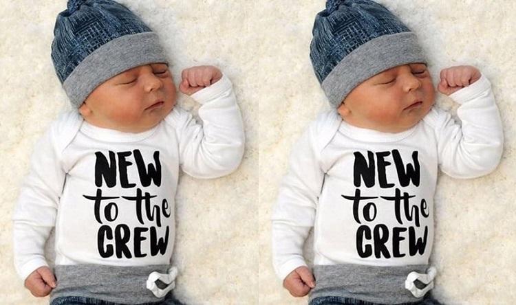 Lựa chọn quần áo cho bé trai 3 tháng tuổi vừa đẹp vừa chất lượng